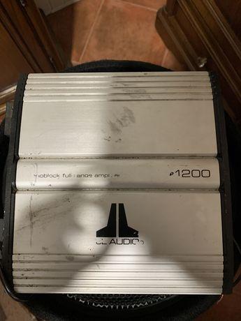 Amplificador JL audio 1200w