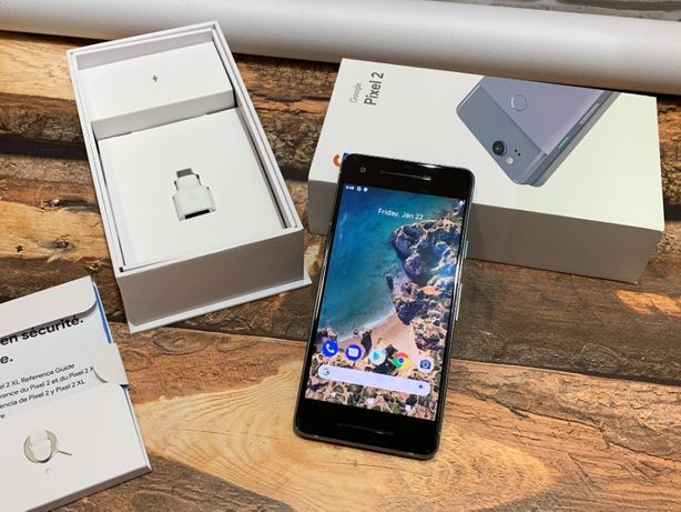 Google Pixel 2 64gb (10-11 Android) Новый Гарантия (LG G7, V30, V40+