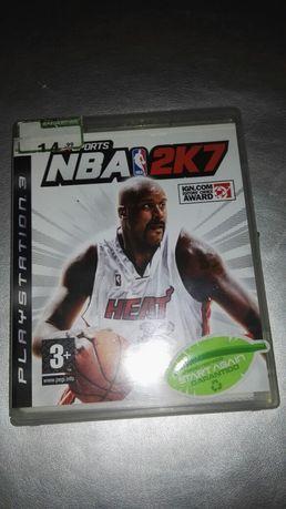 Jogo ps3 NBA 2K7