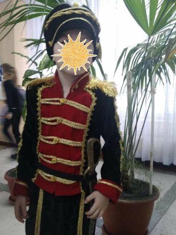 карнавальный костюм гусар оловянный солдатик щелкунчик