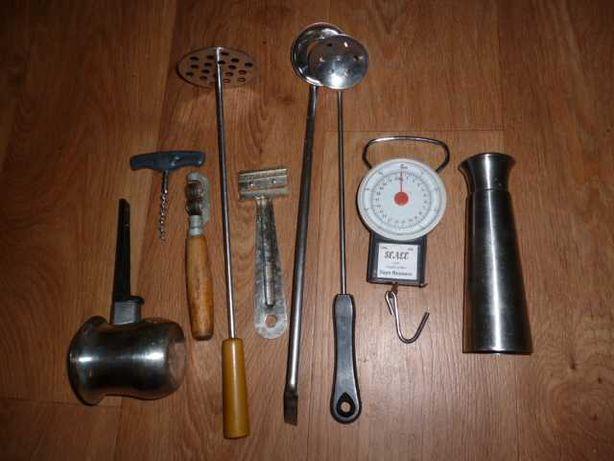 весы кантер турка джезва точилка для ножей солянка СССР и современные
