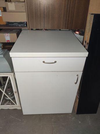Szafka biała kuchenna lub do pokoju dziecka