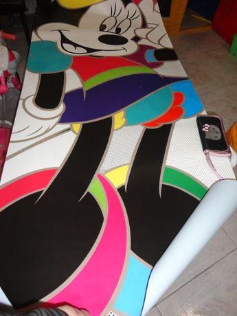 Papel / painel de parede da Minnie Novo