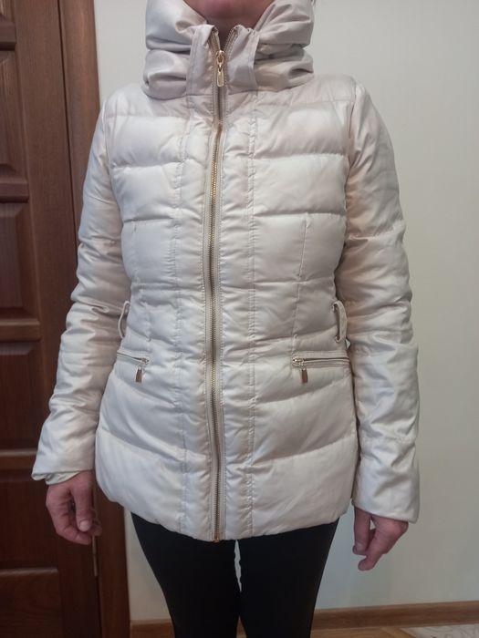 Куртка жіноча пуховик 100% Zara Луцк - изображение 1
