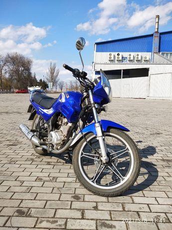 Продам мотоцикл QINGQI QM125