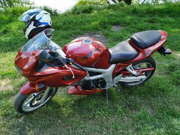 Мотоцикл Сузуки sv 650