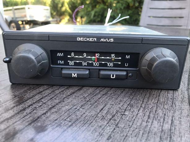 Radio Becker Avus klasyk Mercedes