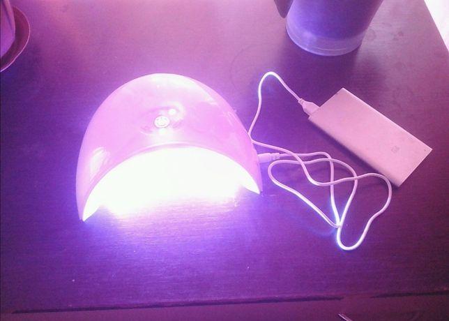 LED лампа для сушки, для маникюра