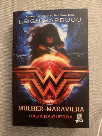 Livro Mulher Maravilha - Dama da Guerra Leigh Bardugo