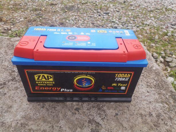 Akumulator Zap Marine Energy Plus 12V100AH720A do Łodzi lub Kampera