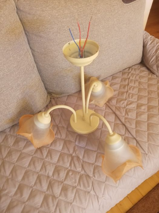 Lampa wisząca sufitowa żyrandol Ciężkowice - image 1