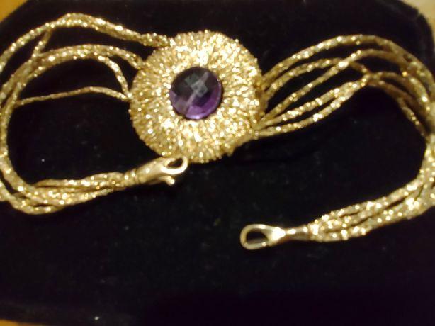 Złota bransoletka 585 W.Kruk