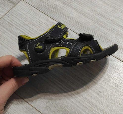 Sandałki 25 dla chłopca