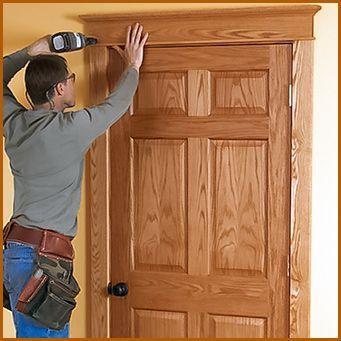 Установка раздвижных и межкомнатных дверей, установщик - демонтаж