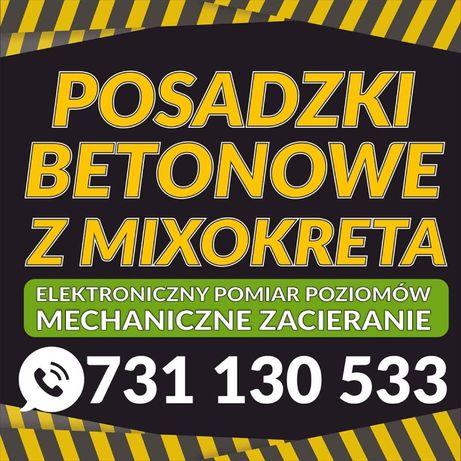 Ciechanów i okolice Posadzki Maszynowe Mixokret