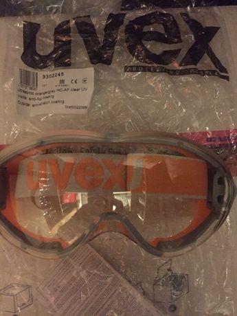 Okulary ochronne UVEX ultrasonic