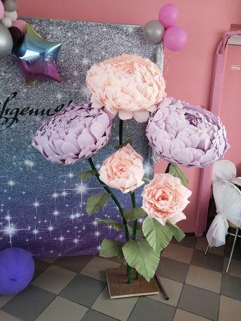 Ростовые цветы Фото Зона Большие Цветы Оренда Продажа