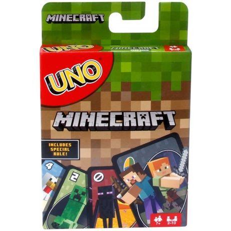 UNO Minecraft nowa gra logiczna
