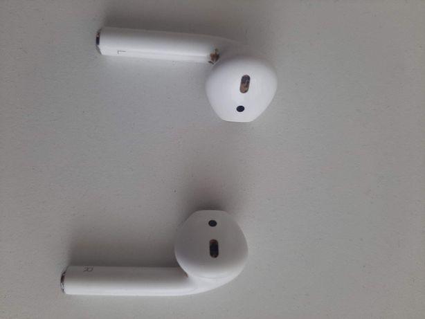 Słuchawki douszne APPLE AirPods II Biały