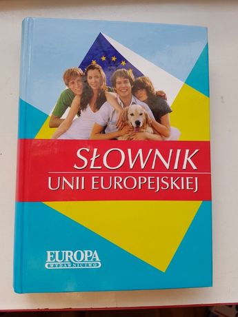 """Wojciech Głuch """"Słownik Unii Europejskiej"""" - NOWA za PÓŁ ceny!"""