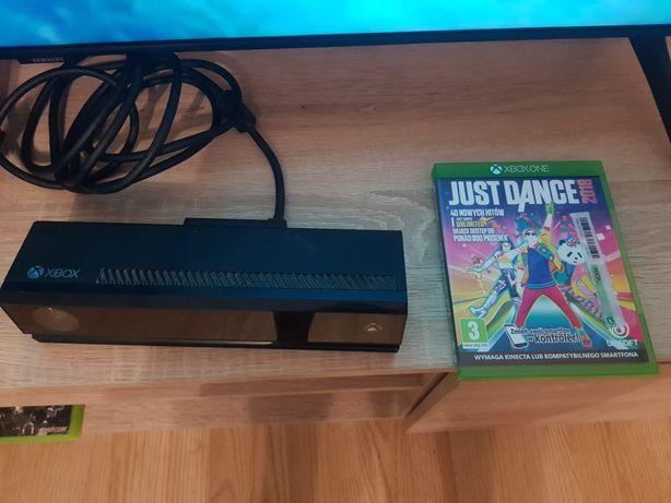 Kinect Xbox One Plus gra