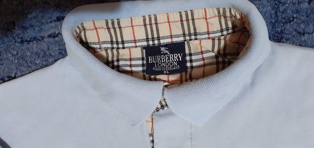 Продам футболку свитшот поло  Burberry бренд сделано в Лондоне