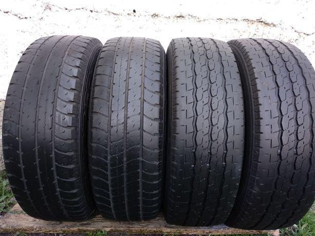 Літні шини 205/65 R16C Goodyear i Firestone, пара, літо