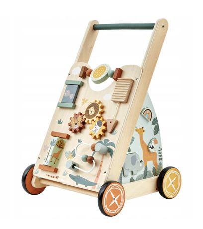 Pchacz / chodzik drewniany dla dziecka