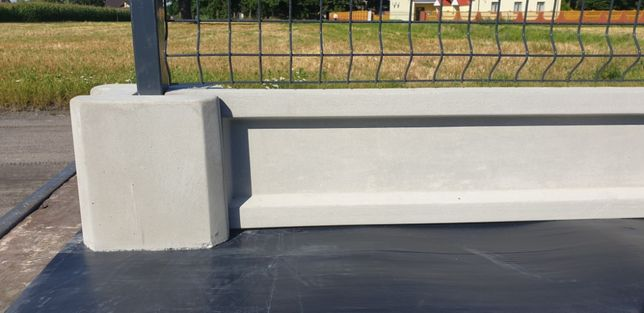 Podmurówka betonowa ogrodzenie systemowe