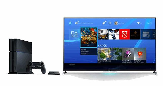 Konsola Playststion TV