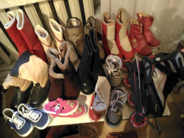 Выезд отличная обувь