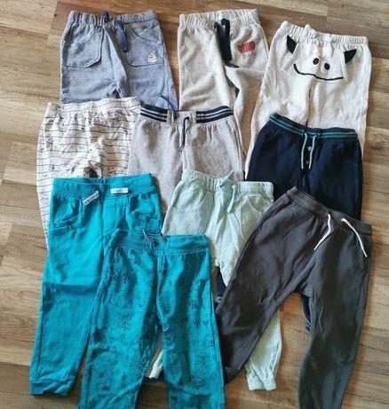 Spodnie /dresy chłopięce 86/92