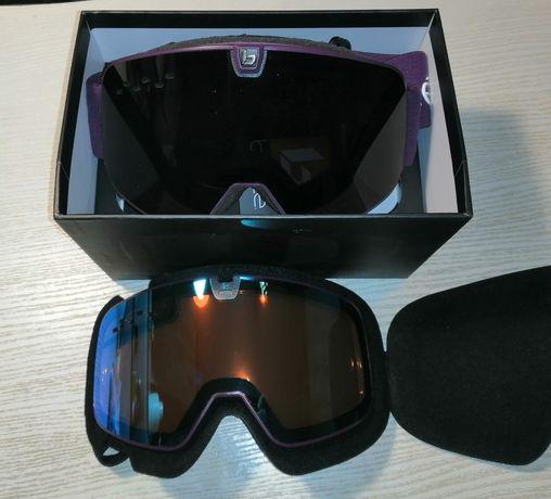 Маска очки горнолыжные Bolle Nevada Neo 22011 маска гірськолижна