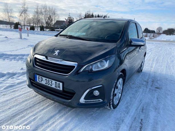 Peugeot 108 Peugeot 108*2019r* Jak nowy