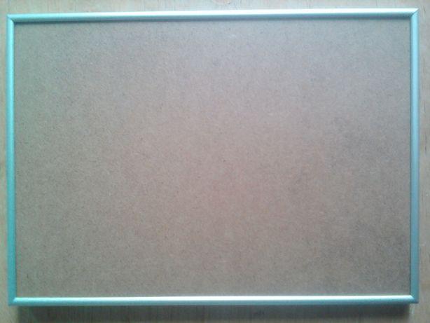 Рамка А4 для фото диплома грамот антибликовая с анодированным профилем