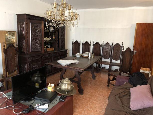 Móveis de sala antigos