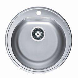 Кухонная мойка Alveus Form 30 510x510 мм