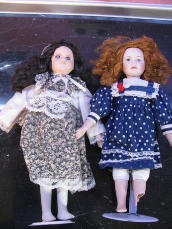 Lalki z porcelany