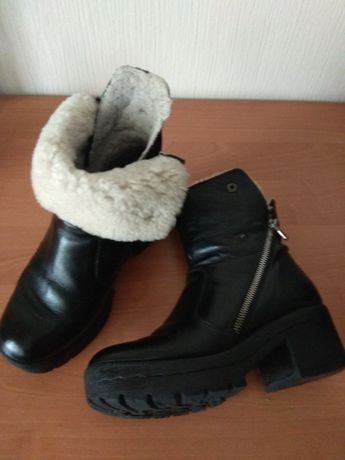 Ботинки, чоботи зимние