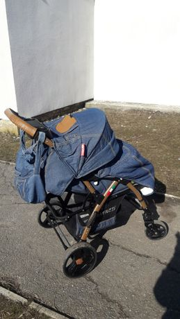 Прогулочная коляска Baciuzzi B12