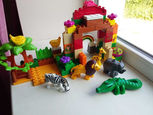 Конструктор зоопарк