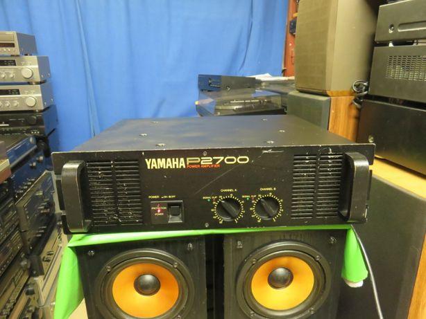 Końcówka mocy Yamaha P-2700 Potężna