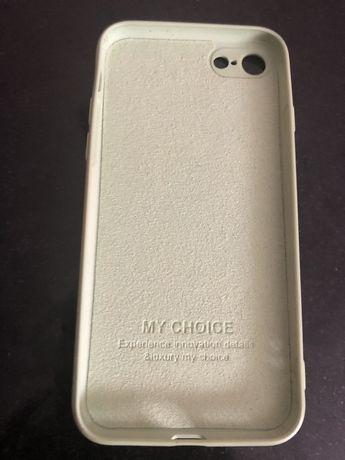 Capa iphone 8 verde menta