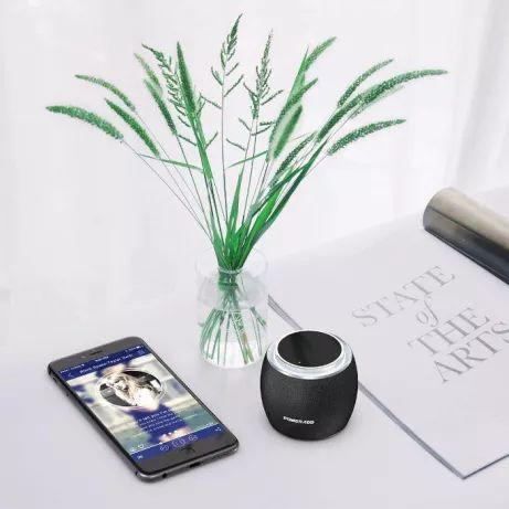 Mini Coluna Bluetooth 4.2 - NOVA