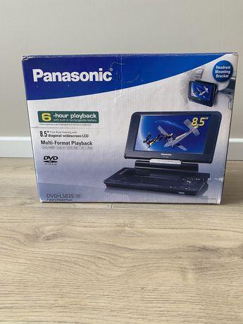 Panasonic портативный DVD/CD Player DVD-LS835