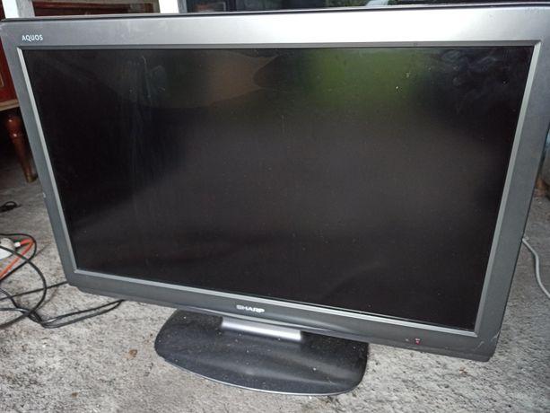 Telewizor LCD Sharp - nie włącza się.