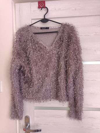 Piękny sweterek rozmiar L