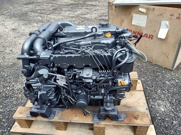 silnik stacjonarny YANMAR KH4A diesel