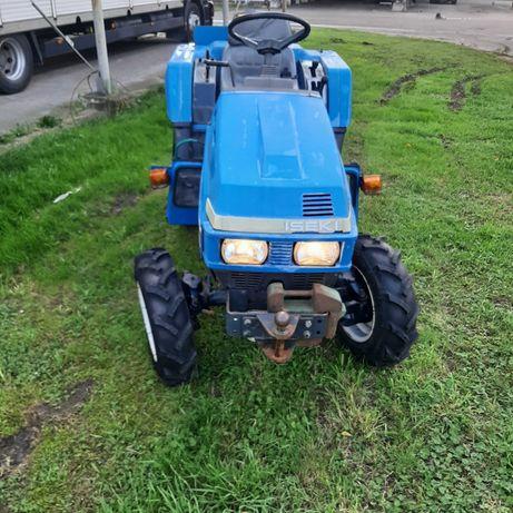 Traktorek sadowniczy ISEKI TU318
