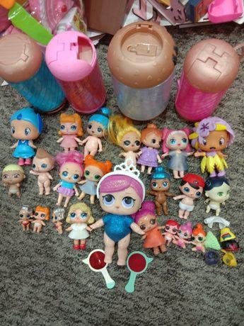 Куклы лол 19 штук